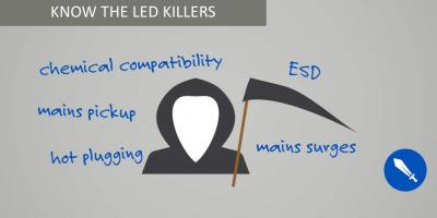 LED killers